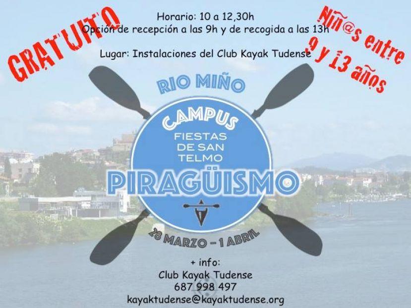 I Campus Fiestas de San Telmo
